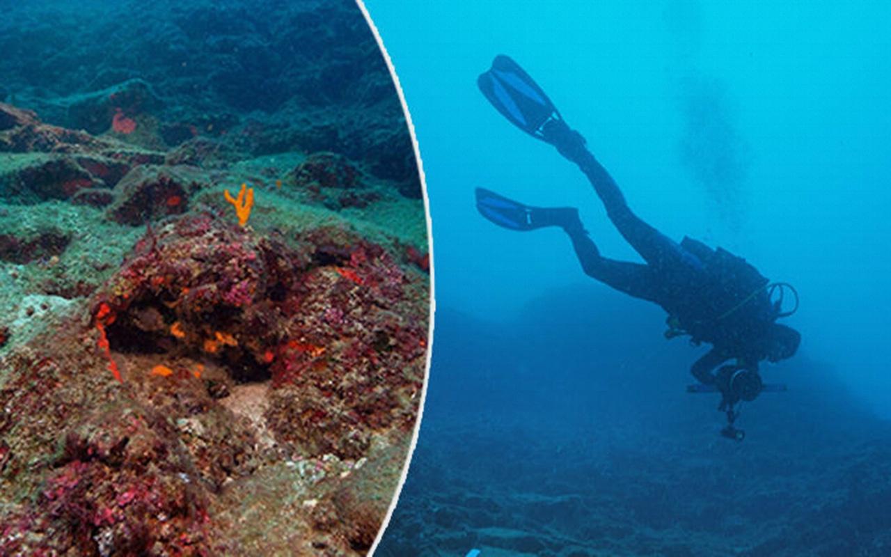 Antalya'da tarihi keşif: 3 bin 600 yıllık gemi batığı bulundu