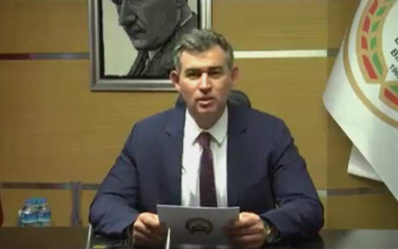 Türkiye Barolar Birliğinden 'İstanbul seçimi' açıklaması