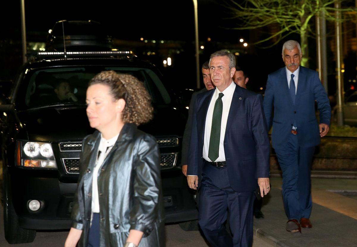 Mansur Yavaş Cumhurbaşkanı Erdoğan´ı karşıladı - Sayfa 1