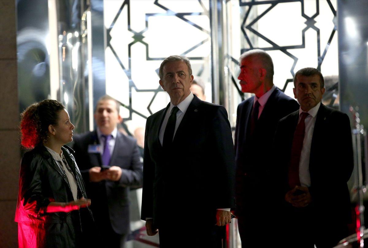 Mansur Yavaş Cumhurbaşkanı Erdoğan´ı karşıladı - Sayfa 2