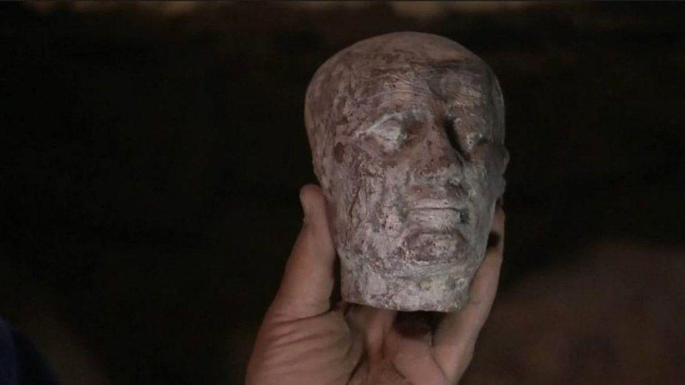 Mısır'da 2 bin 500 yıllık lahit canlı yayında açıldı içinden çıkanlara bakın - Sayfa 5