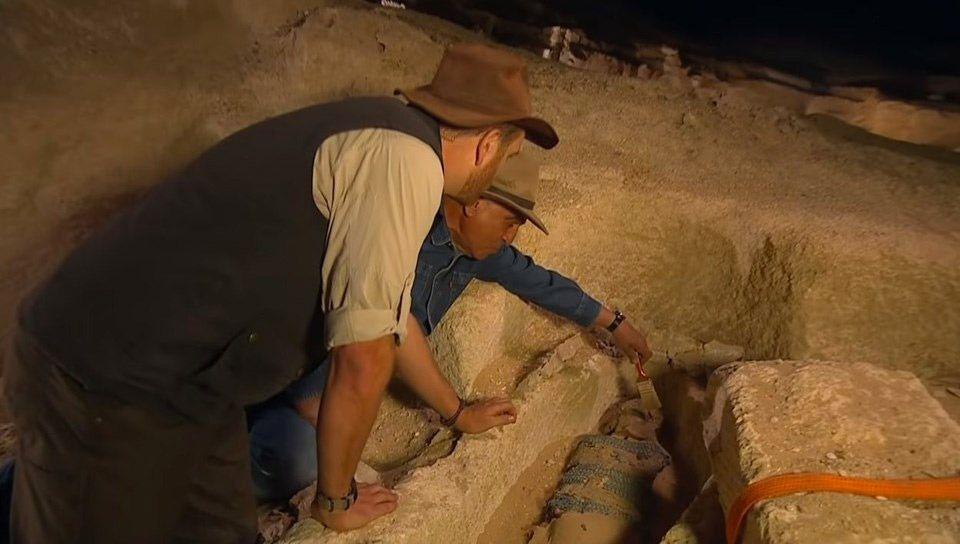 Mısır'da 2 bin 500 yıllık lahit canlı yayında açıldı içinden çıkanlara bakın - Sayfa 7