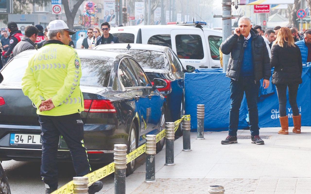 Bağdat Caddesi'ndeki sır infazda kritik gelişme!