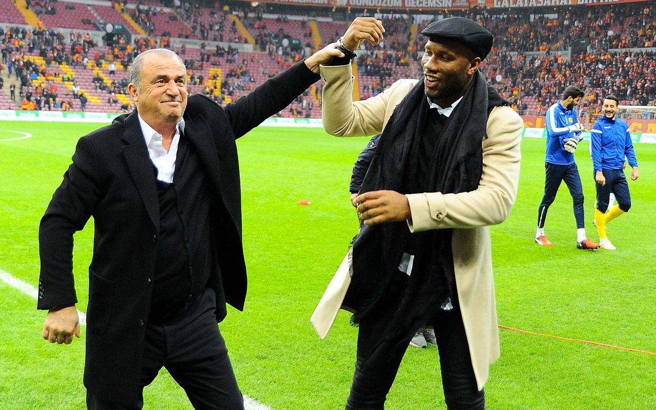 Didier Drogba: Galatasaray'ın başına geçerim