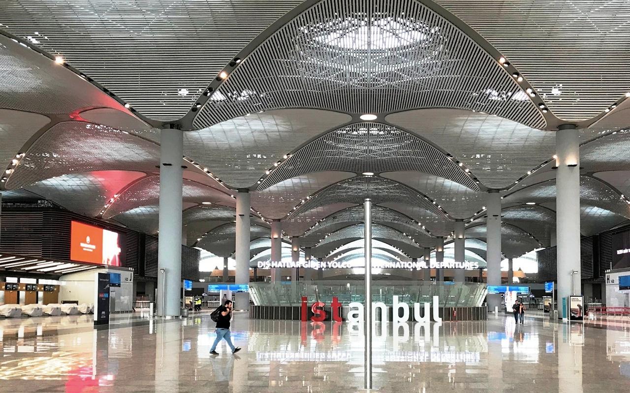 İstanbul Havalimanı taksi fiyatları kaç para nerelere taksi var?