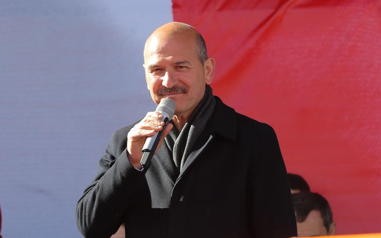 Süleyman Soylu Hakkari'de Foto Safari ve Doğa Sporları festivaline katıldı
