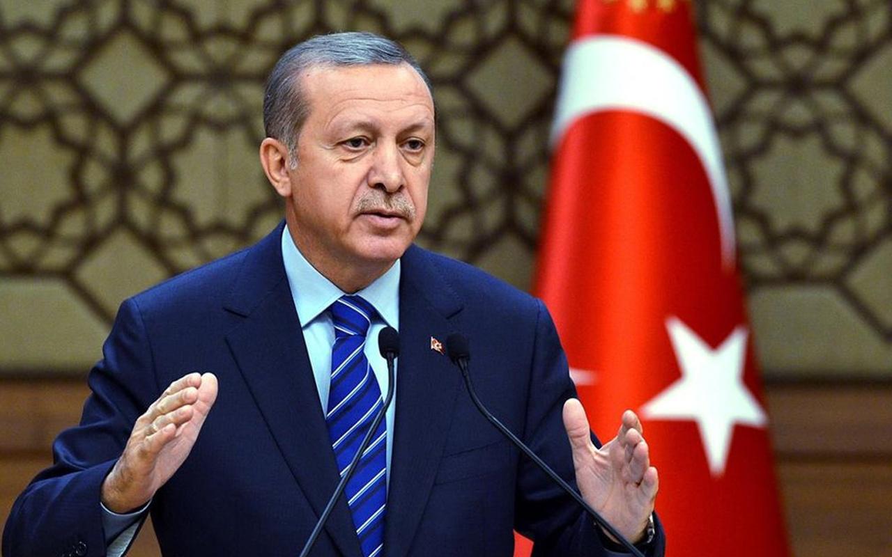 Başkan Erdoğan'dan beraberlik çağrısı