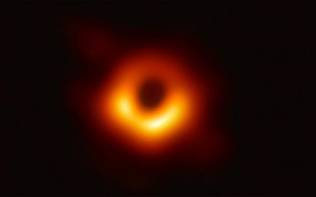 İlk karadelik fotoğrafı