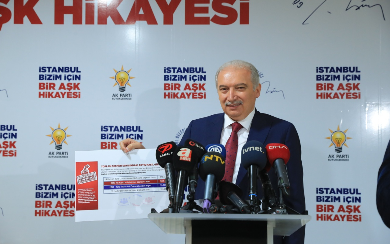 Mevlüt Uysal: Türkiye'nin hiçbir yerinde kayıtları yok