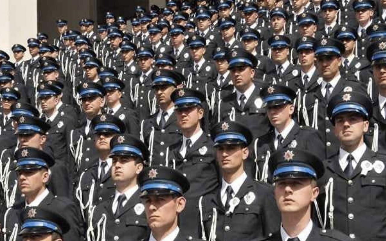 2 bin 500 polis adayı alınacak! İşte detaylar...
