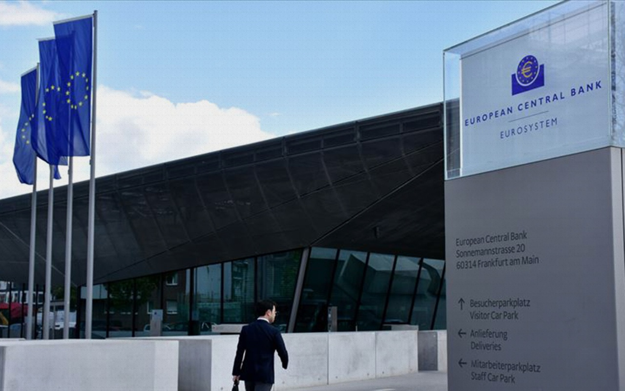 Avrupa Merkez Bankası faizi serbest tuttu