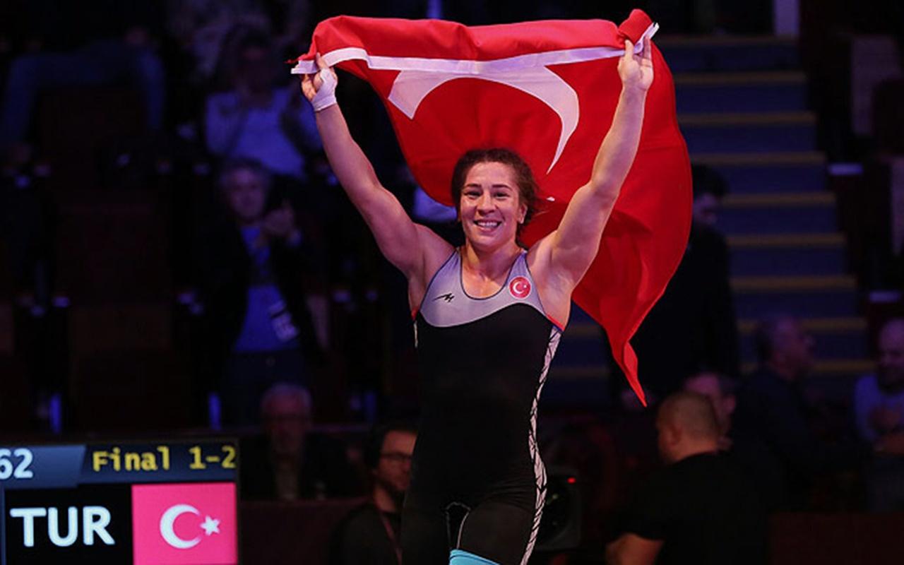 Yasemin Adar, Avrupa şampiyonu oldu