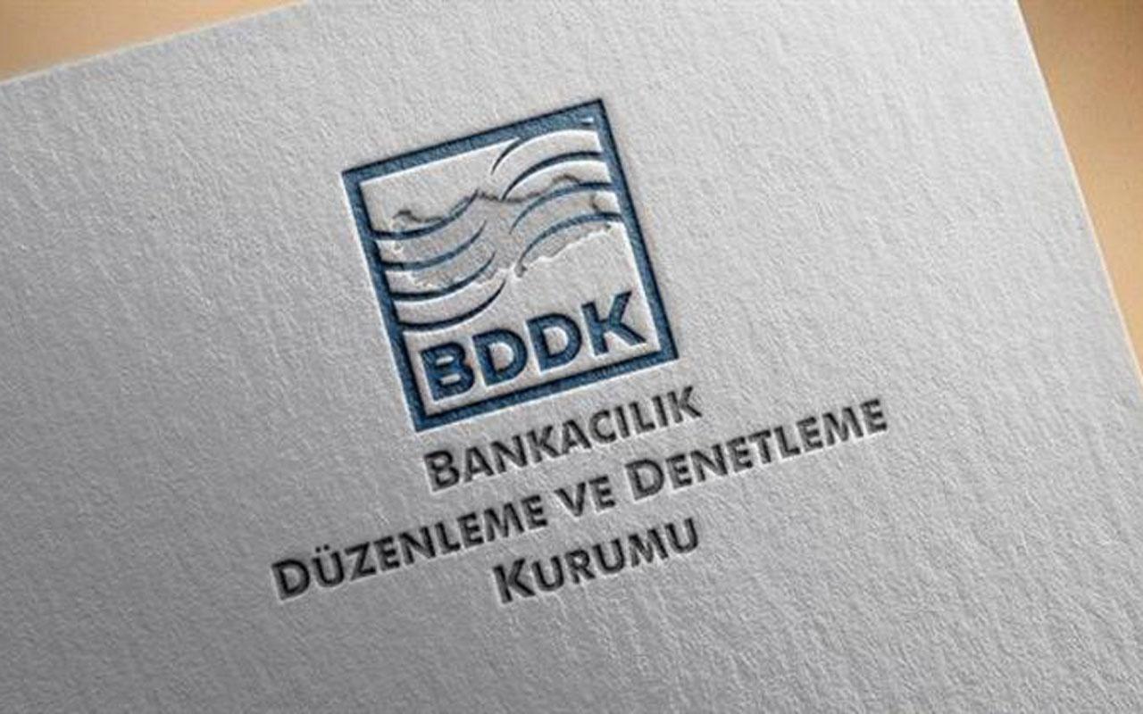 BDDK'dan asılsız haberlere ilişkin açıklama!