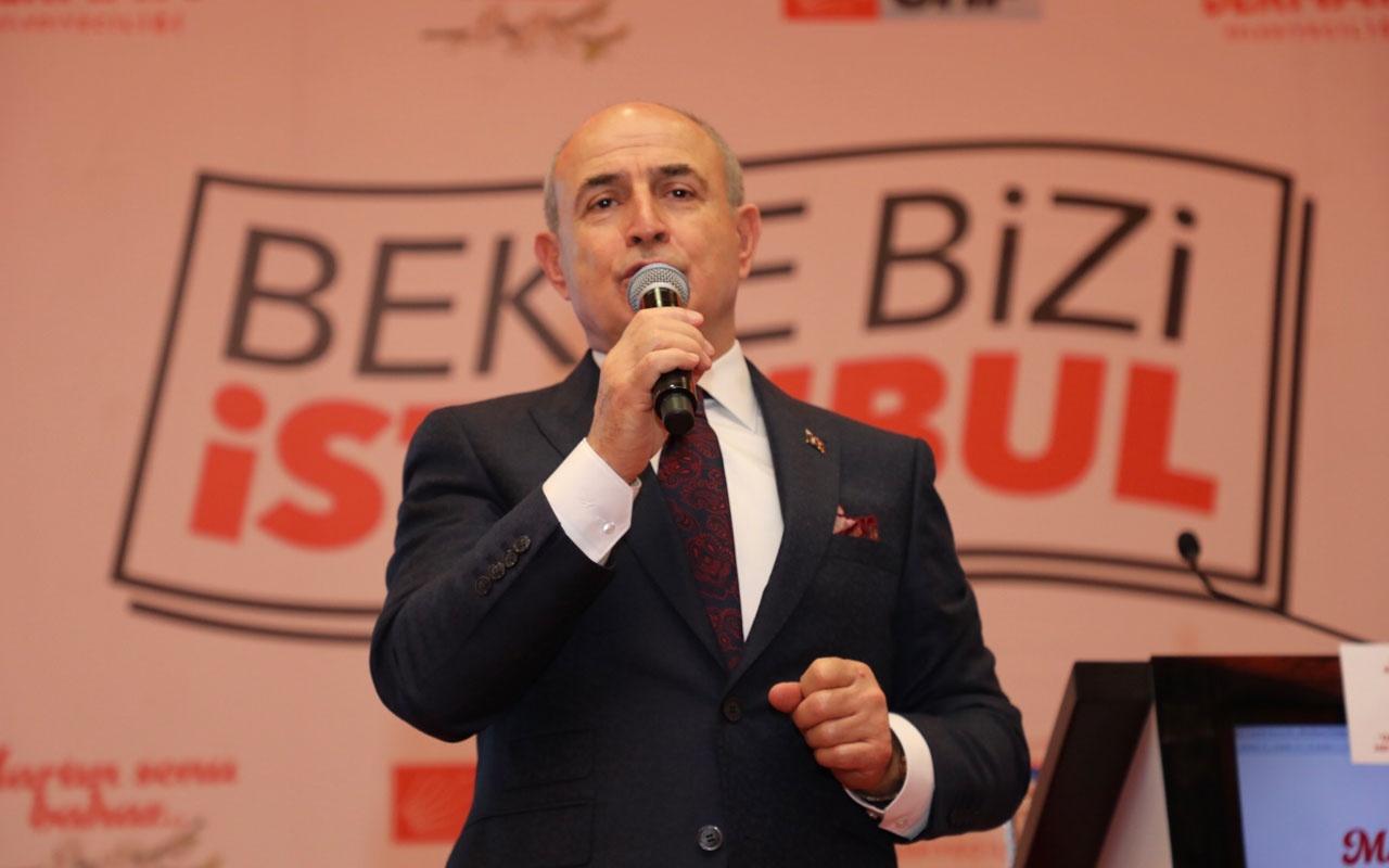 Büyükçekmece'de seçim tartışması Belediye Başkanı Hasan Akgün konuştu