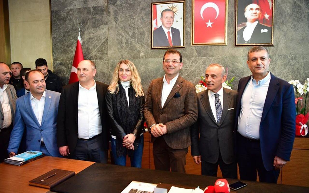 Ekrem İmamoğlu: Yüksek Seçim Kurulu bu süreçte tarihi vazifelerini yerine getiriyor