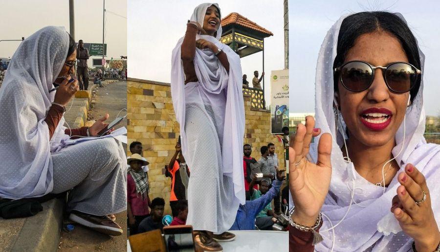 Sudan gelini viral oldu! Darbeyi ateşleyen gelinin kim olduğu ortaya çıktı - Sayfa 4