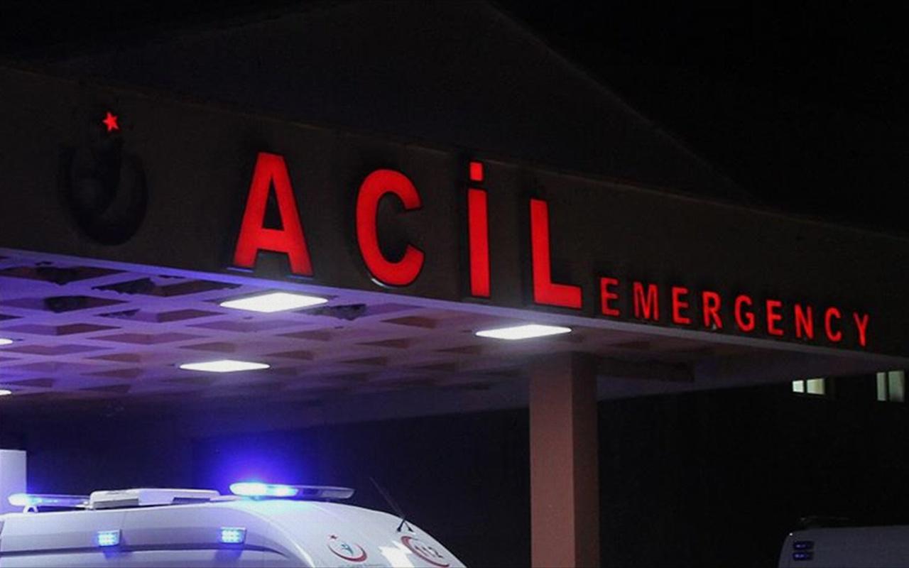 Kocaeli'de perde zinciri boğazına dolanan çocuk hayatını kaybetti