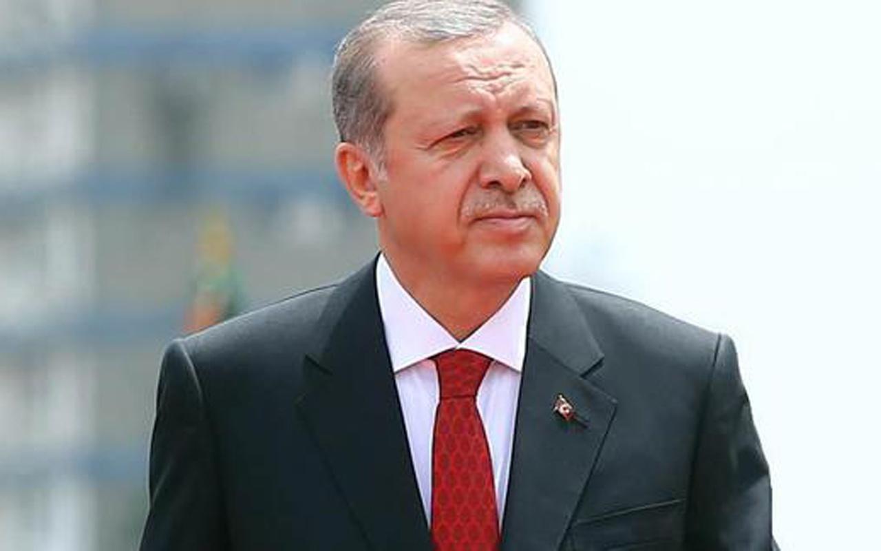 Cumhurbaşkanı Erdoğan'dan Sinyor Bartu için anlamlı mesaj!