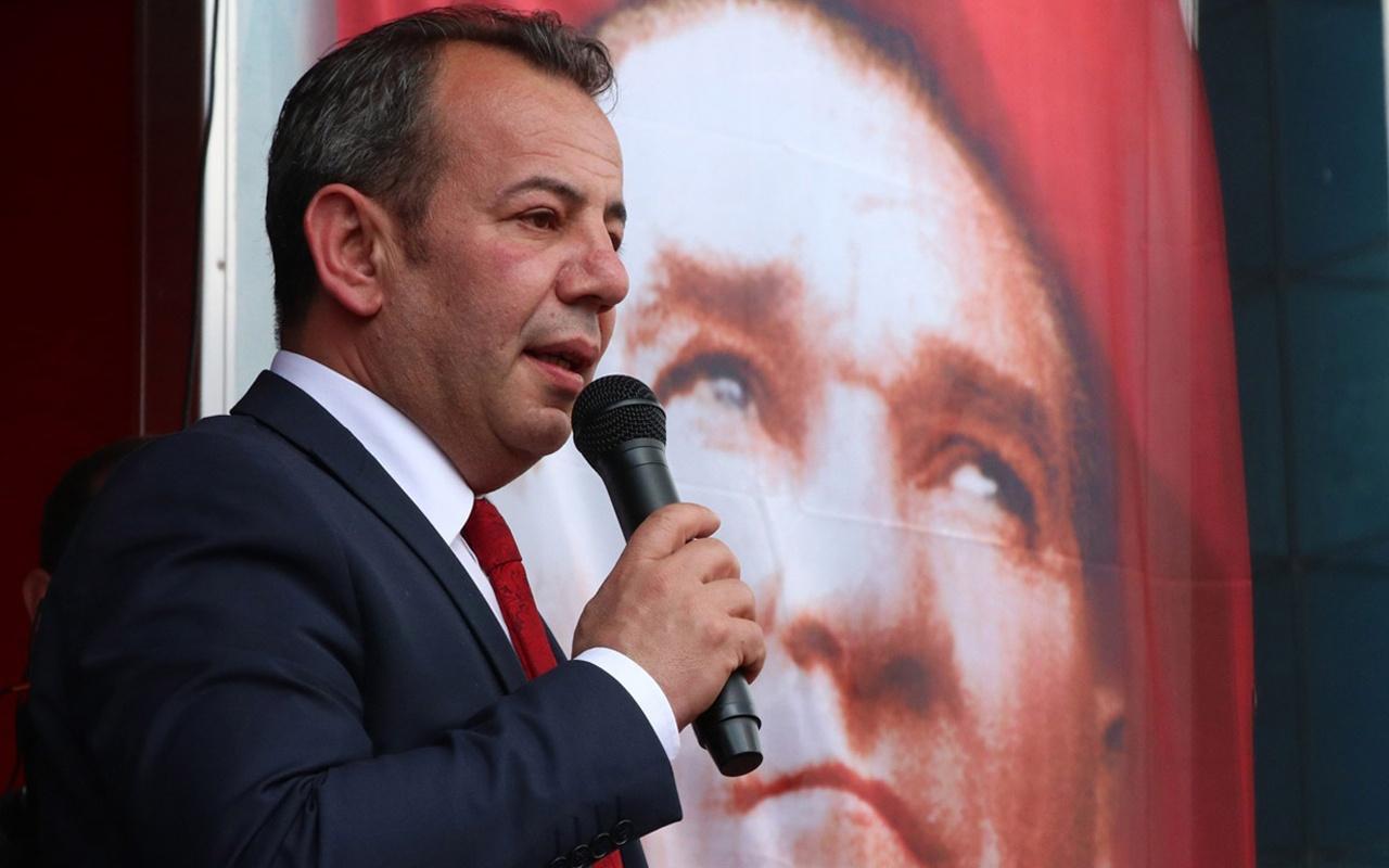 """Tartımalı Başkan Tanju Özcan, """"Pazartesi'ye istiyorum"""" deyip talimatı verdi!"""