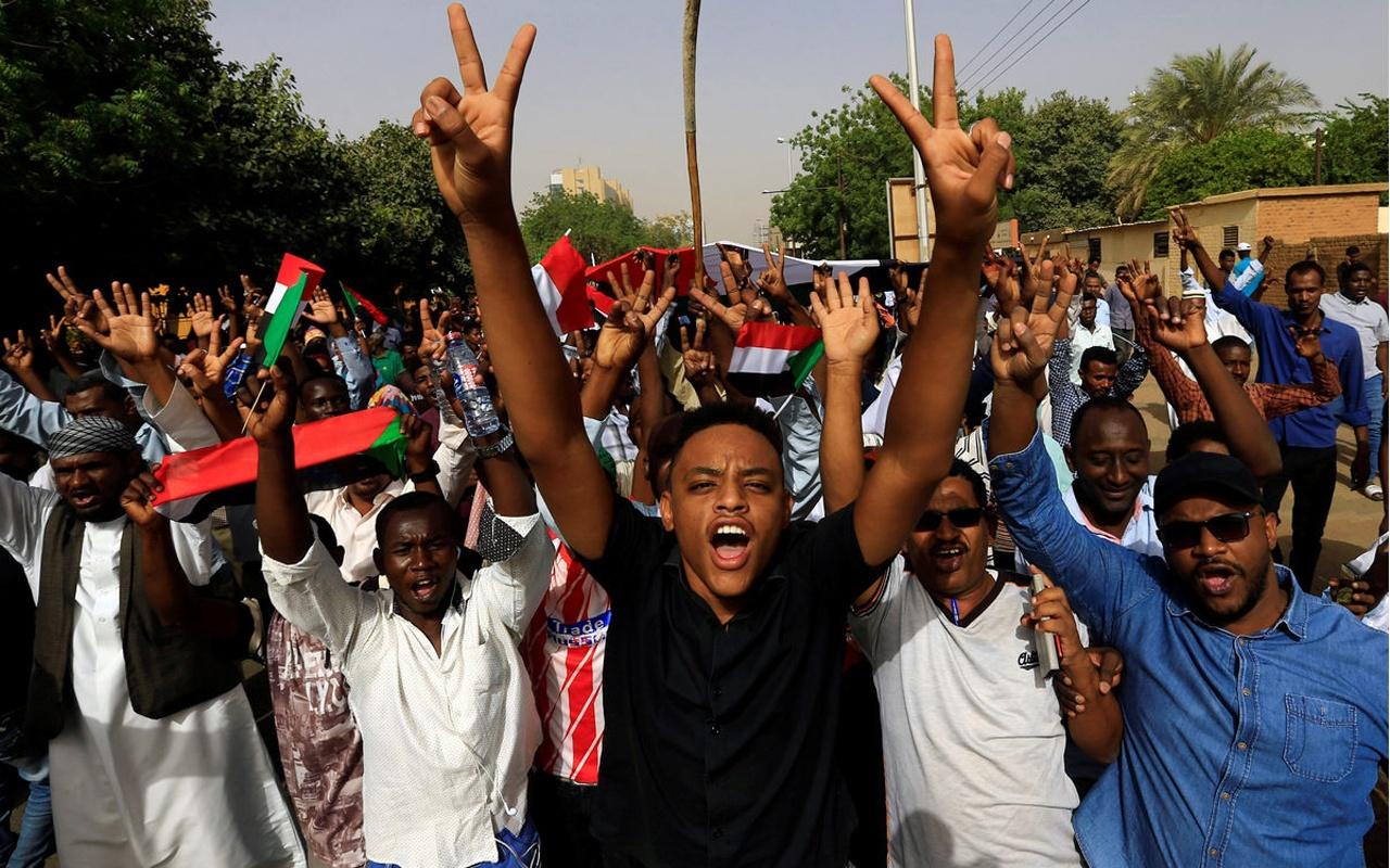 Sudan'da sonunda anlaşma sağlandı