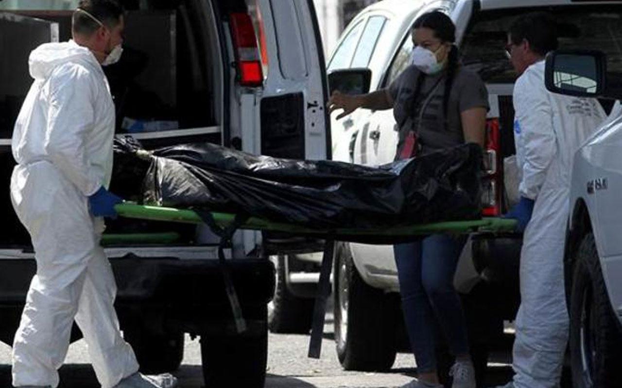 Meksika'da gizli mezarlarda 45 ceset bulundu