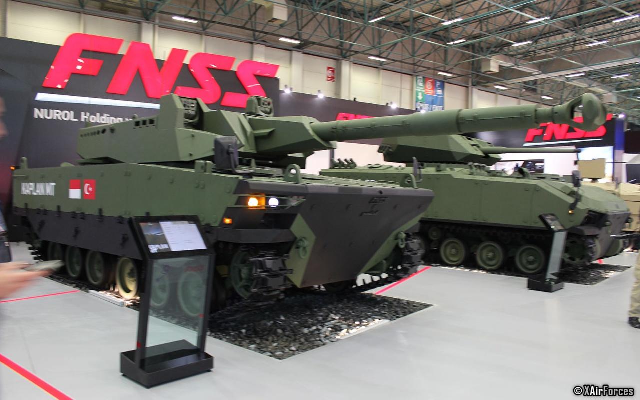 Yerli tank Kaplan ilk siparişini o ülkeden aldı! İşte ihale sözleşmesinin bedeli
