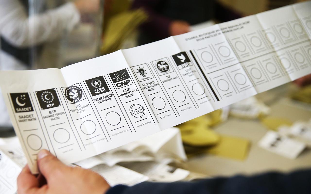 İstanbul seçiminde 10,5 milyon seçmen sandık başına gidecek