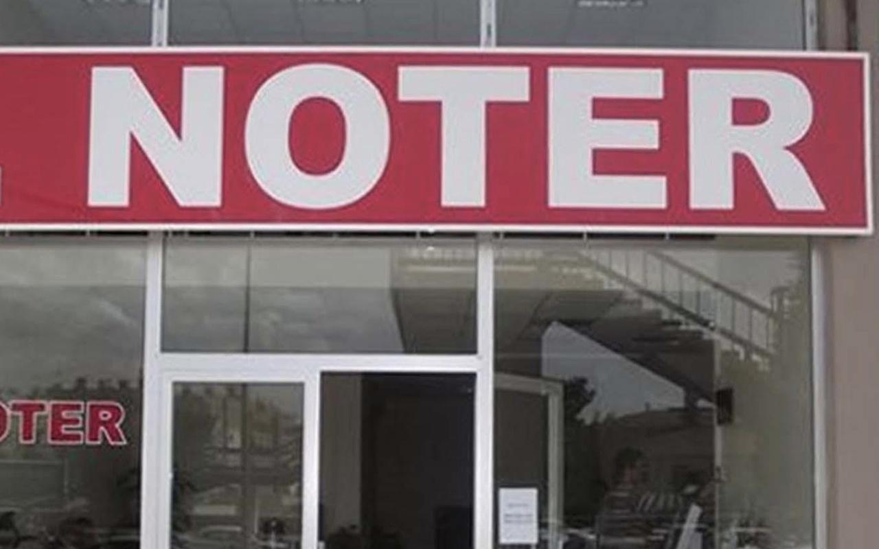 Noterler bugün açık mı 23 Nisan noter çalışma saati