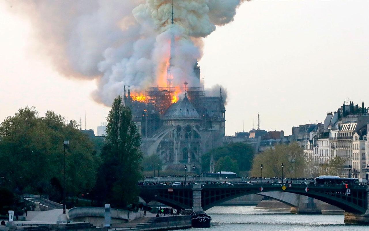 Notre Dame Katedrali 3 boyutlu kopyasıyla yeniden inşa edilebilir