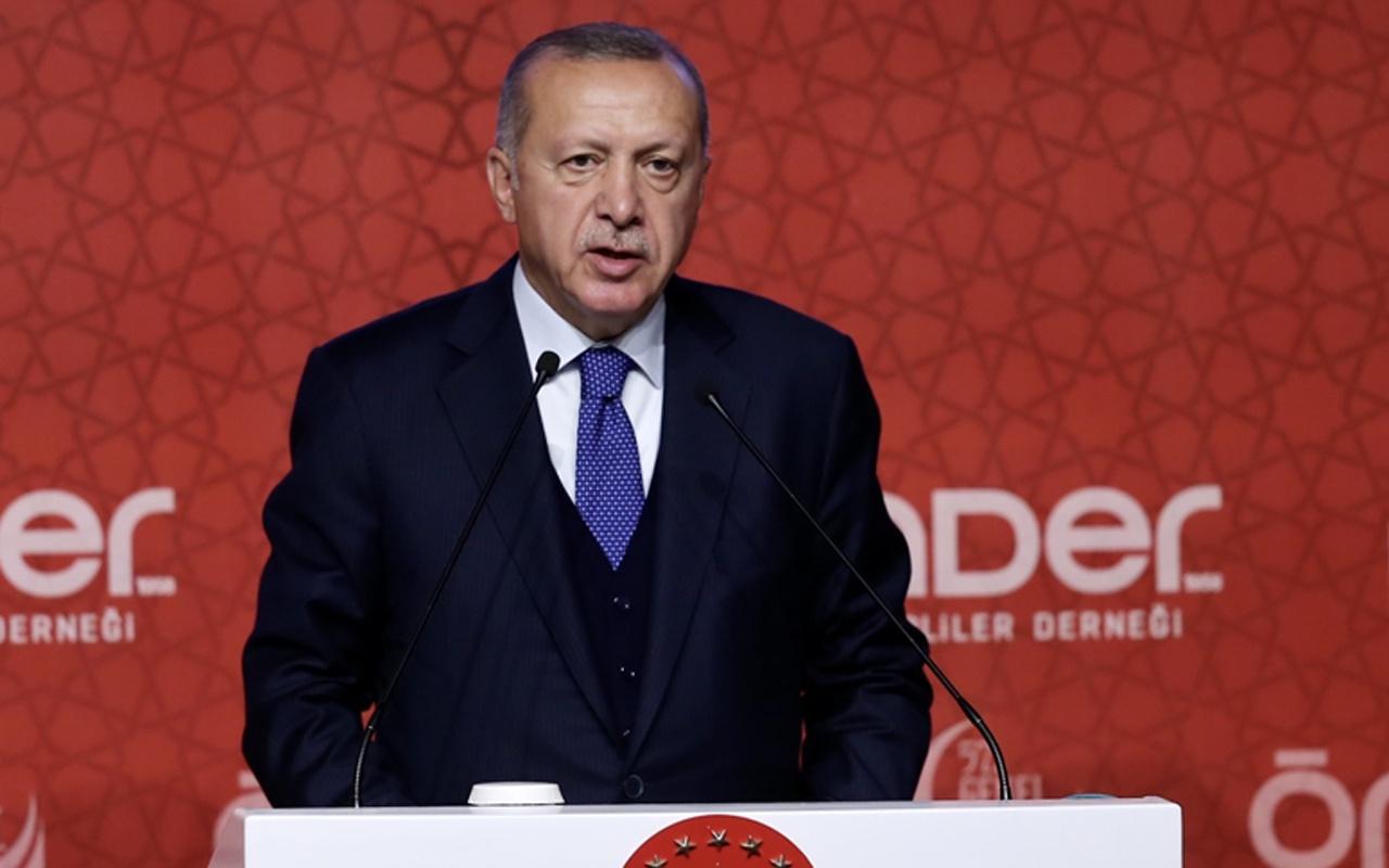 Cumhurbaşkanı Erdoğan'dan Sri Lanka açıklaması