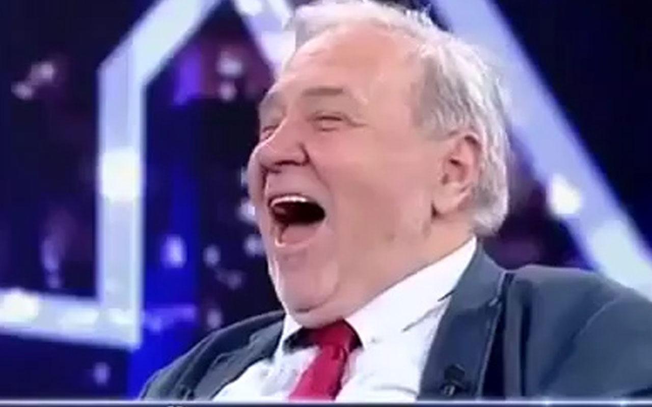 İlber Ortaylı'nın Şeyma Subaşı kahkahası