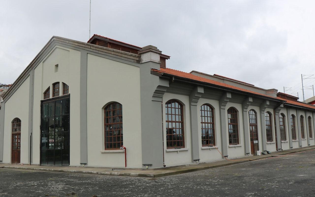 Türkiye'nin ilk medikal müzesi Samsun'da açılıyor