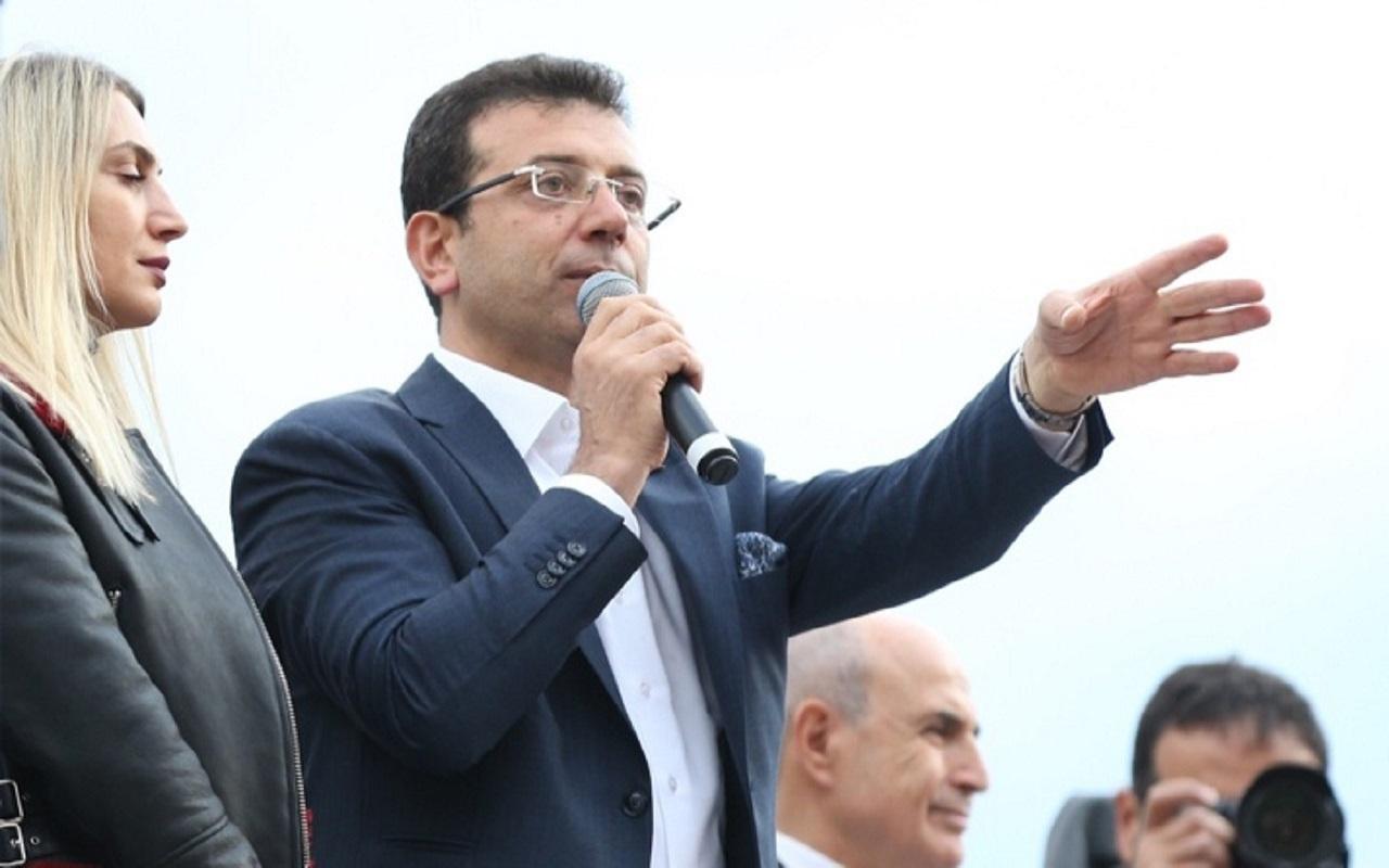Ekrem İmamoğlu'dan Maltepe mitinginde dikkat çeken açıklamalar