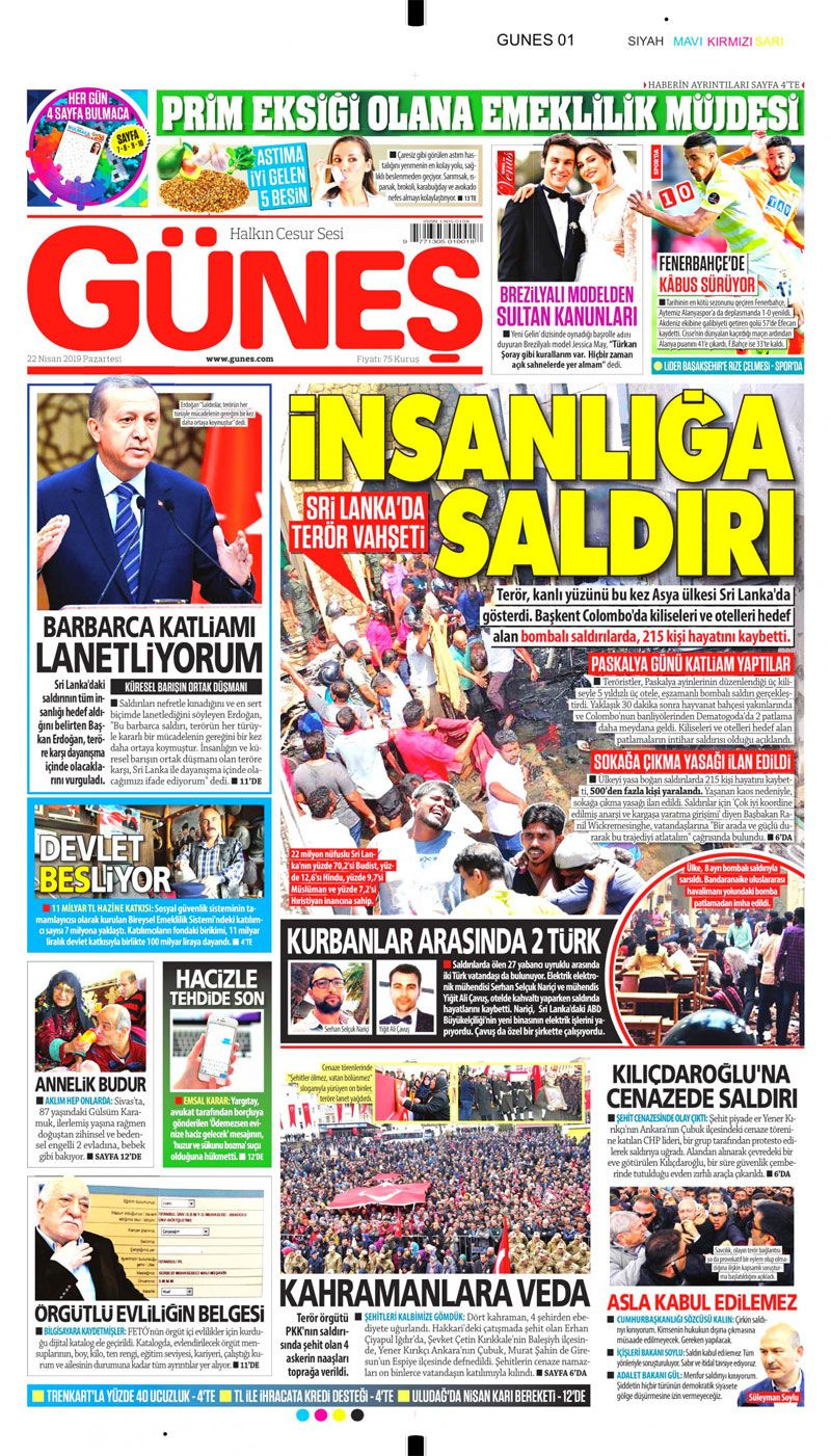 Saldırıya uğrayan Kılıçdaroğlu için hangi gazete ne manşet attı? - Sayfa 10