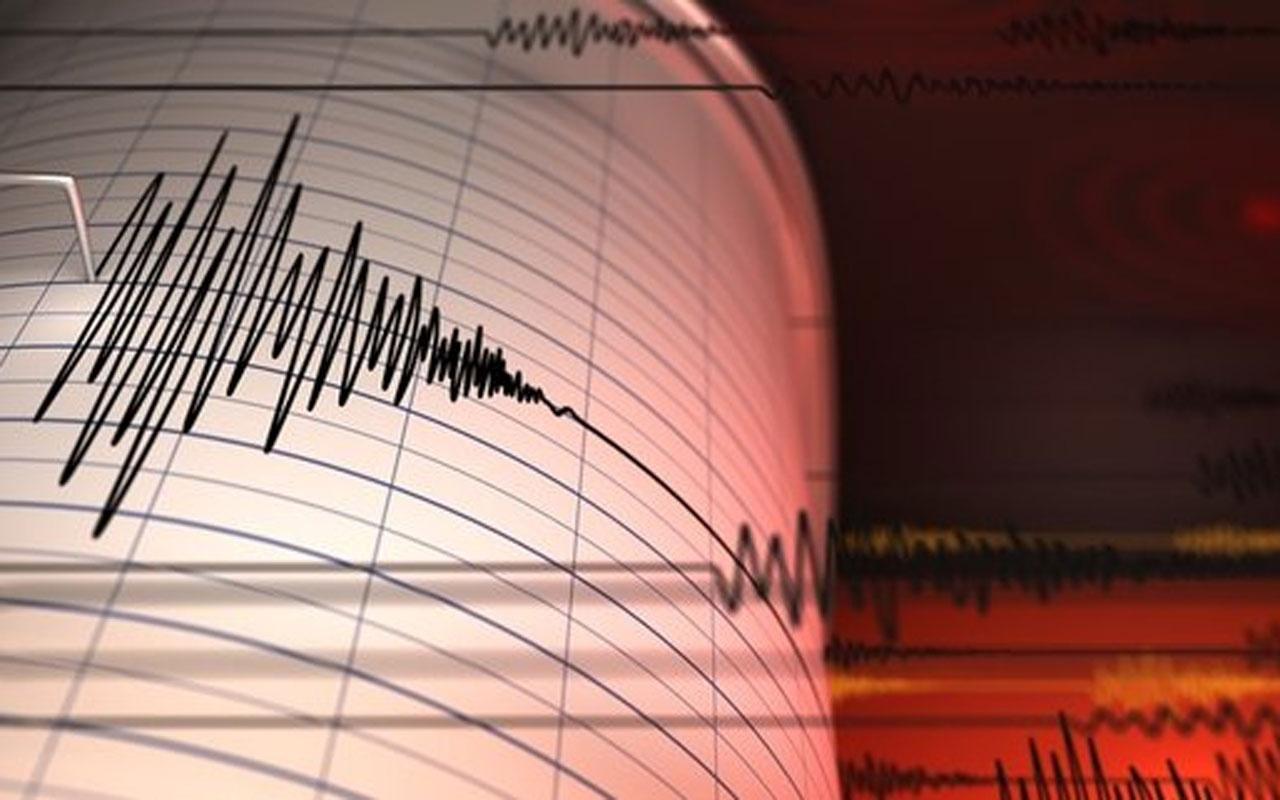 Muğla'nın Ula ilçesi depremle sarsıldı