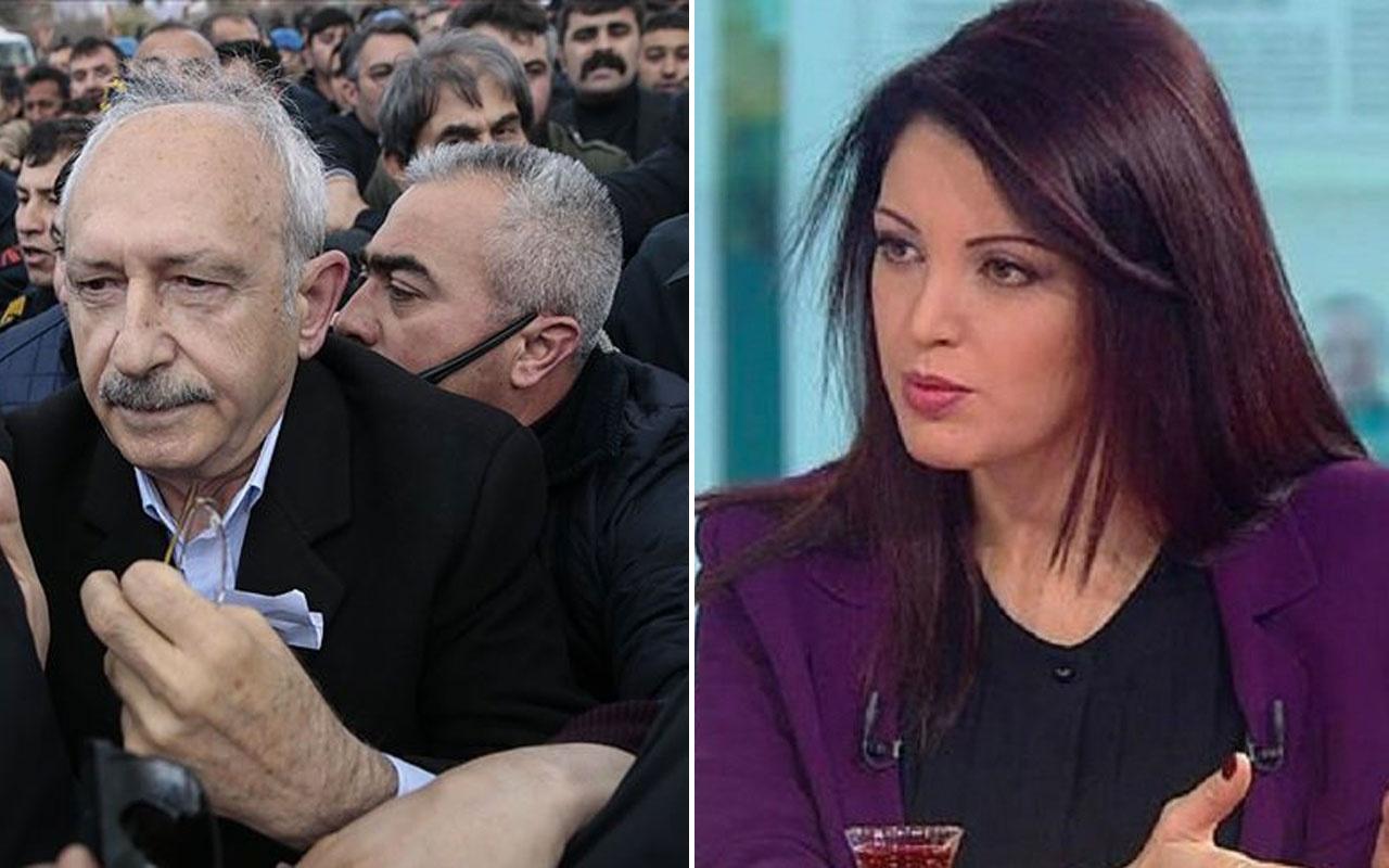 Nagehan Alçı Kılıçdaroğlu'na saldırıyla ilgili şok ayrıntıları yazdı