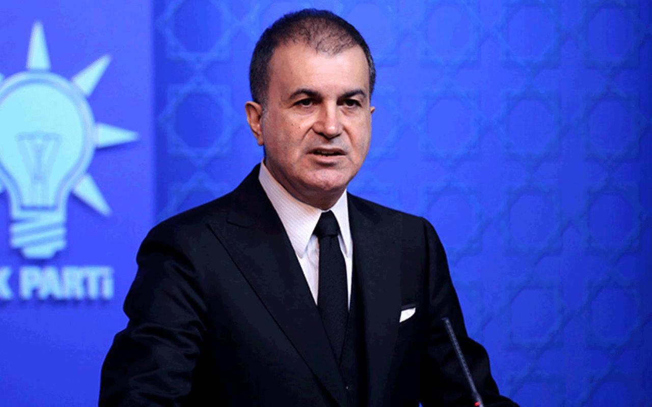 AK Parti'den CHP'ye 'PKK' tepkisi