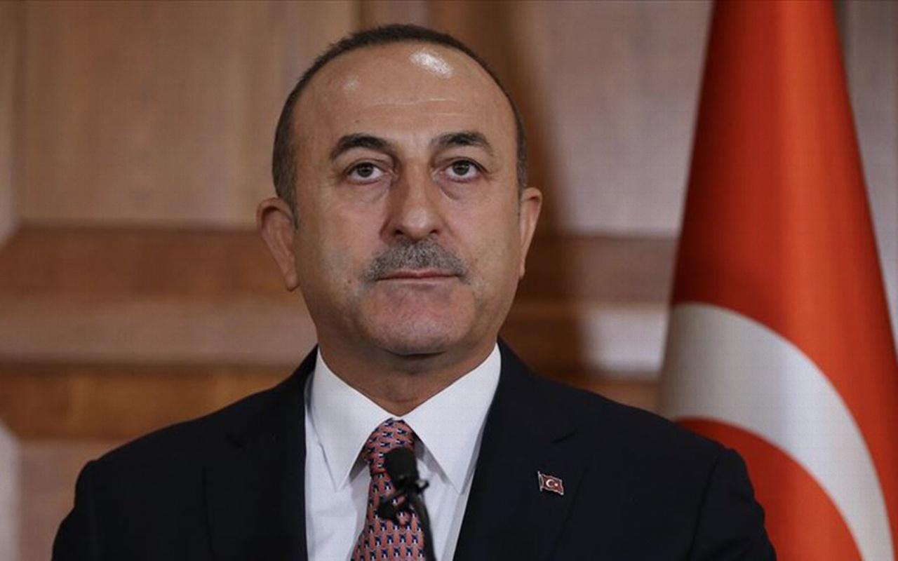 Mevlüt Çavuşoğlu'ndan ortalığı sallayacak YPG açıklaması!