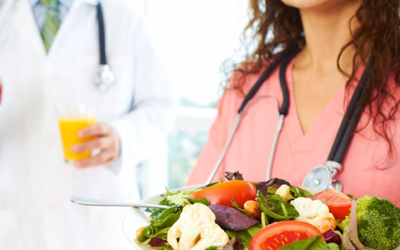 Uzman doktor dengeli beslenmenin formülünü açıkladı