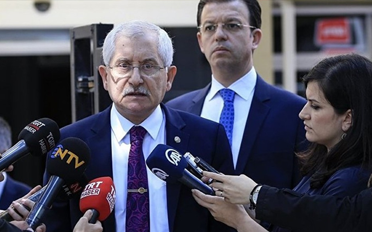 YSK Başkanı Sadi Güven'den çarpıcı açıklamalar: Oy zarfının kaldırılması gerekir