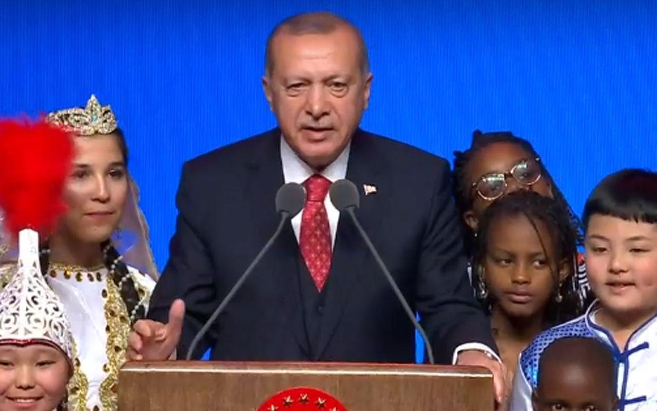 Erdoğan: BM Genel Kurulu tablosu var