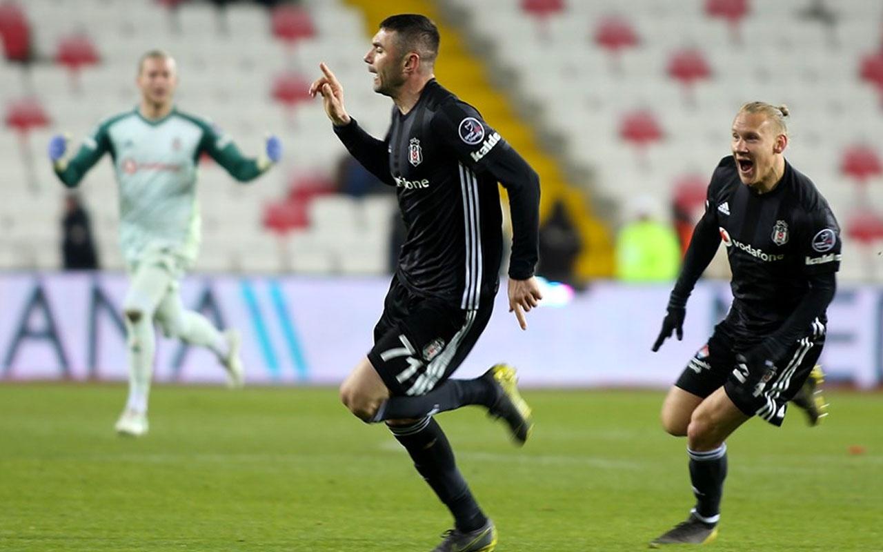 Beşiktaş'ta Burak Yılmaz endişesi