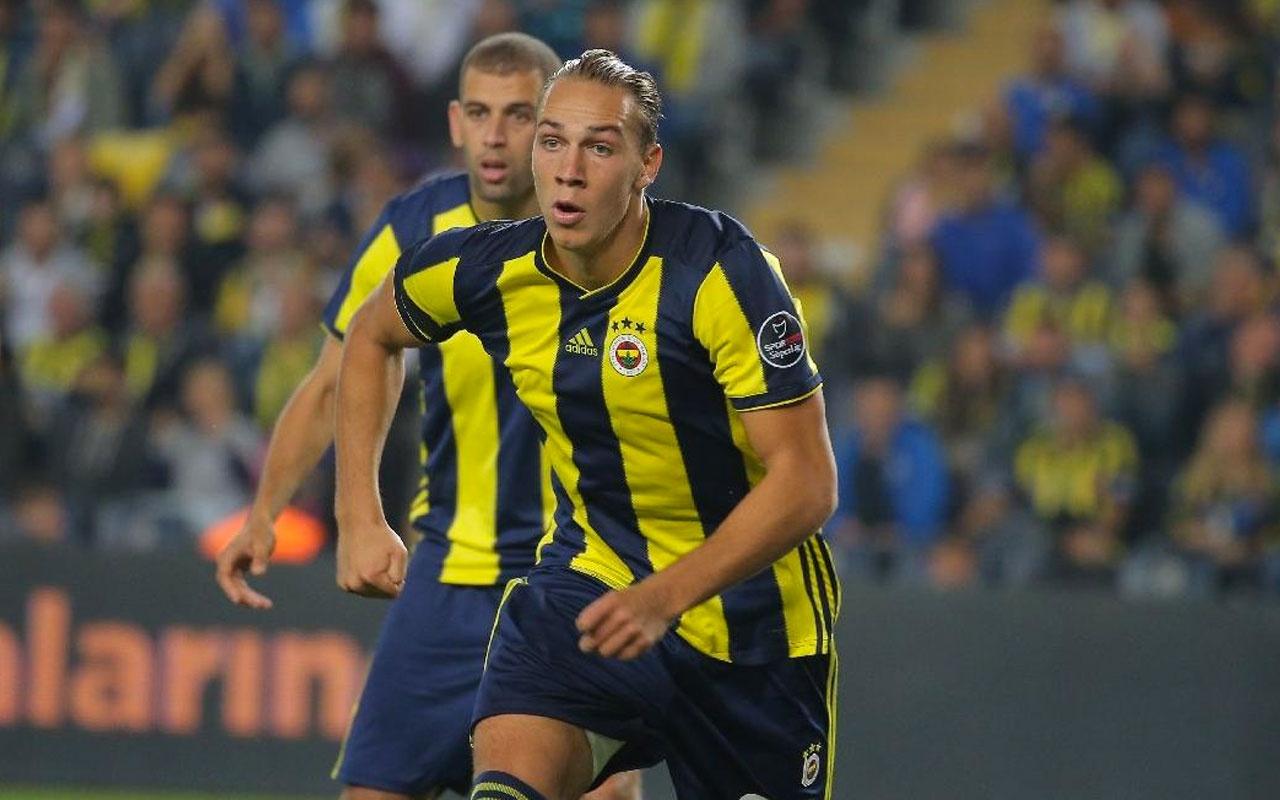Fenerbahçe'de Frey'e sürpriz talip