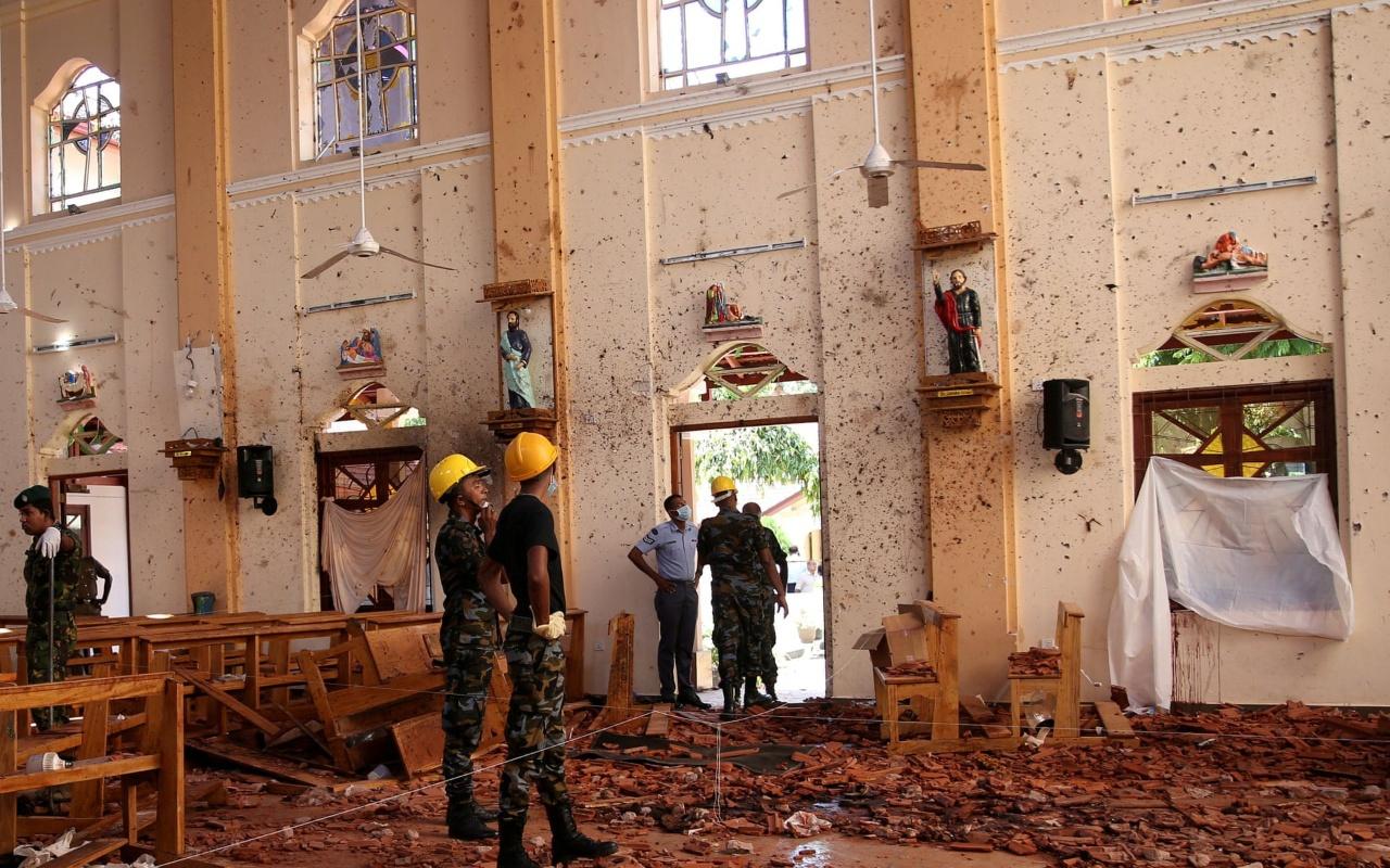 Sri Lanka'daki terör saldırısını DAEŞ üstlendi