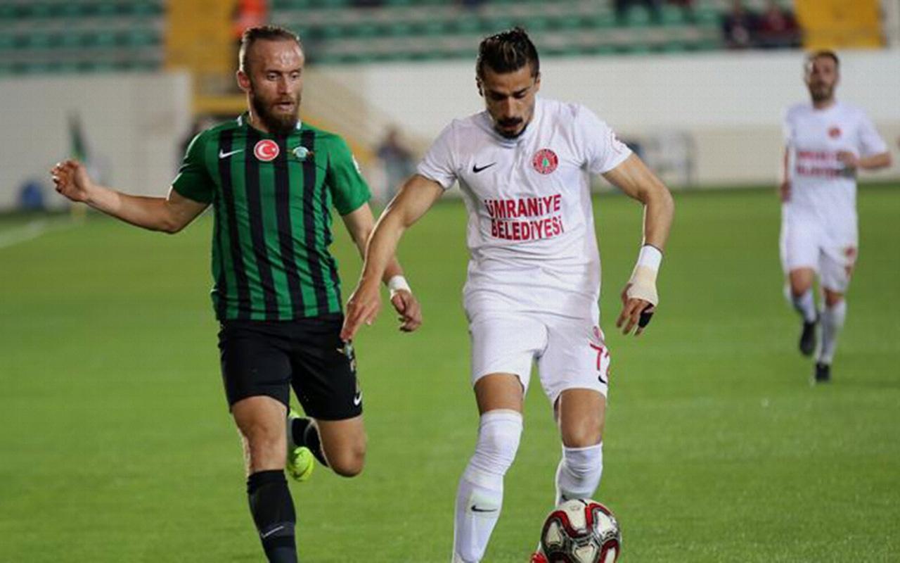 Kupada ilk finalist Akhisarspor