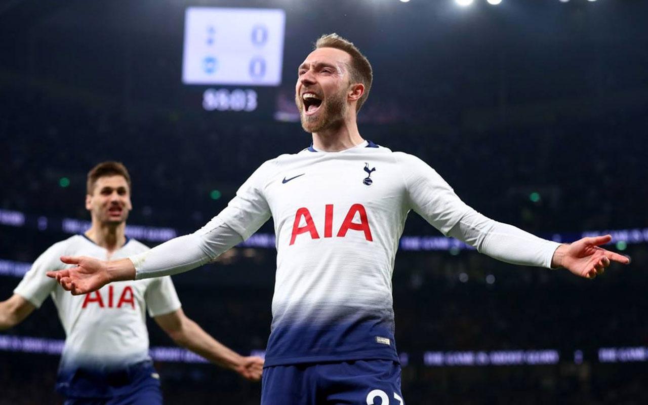 Tottenham Hotspur'a tek golle yetti