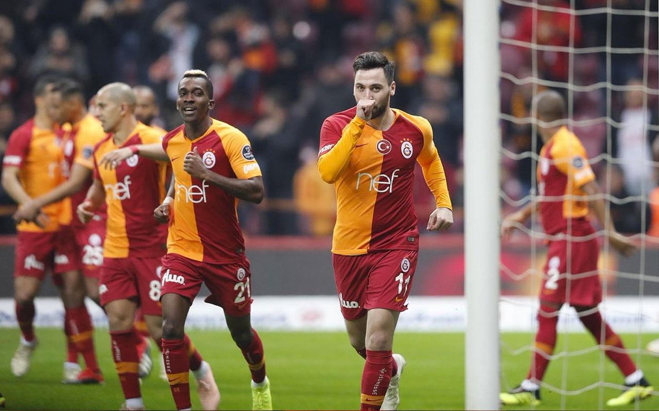 Galatasaray'ın kadrosu açıklandı! İki isim yok