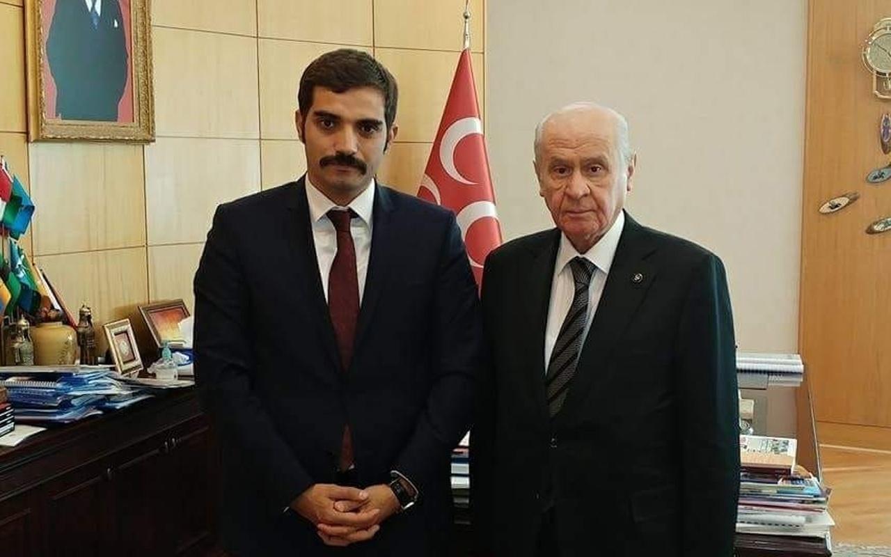 Ülkü Ocakları Genel Başkanı Sinan Ateş'ten sert çıkışlar: CHP ikazı anlamamış