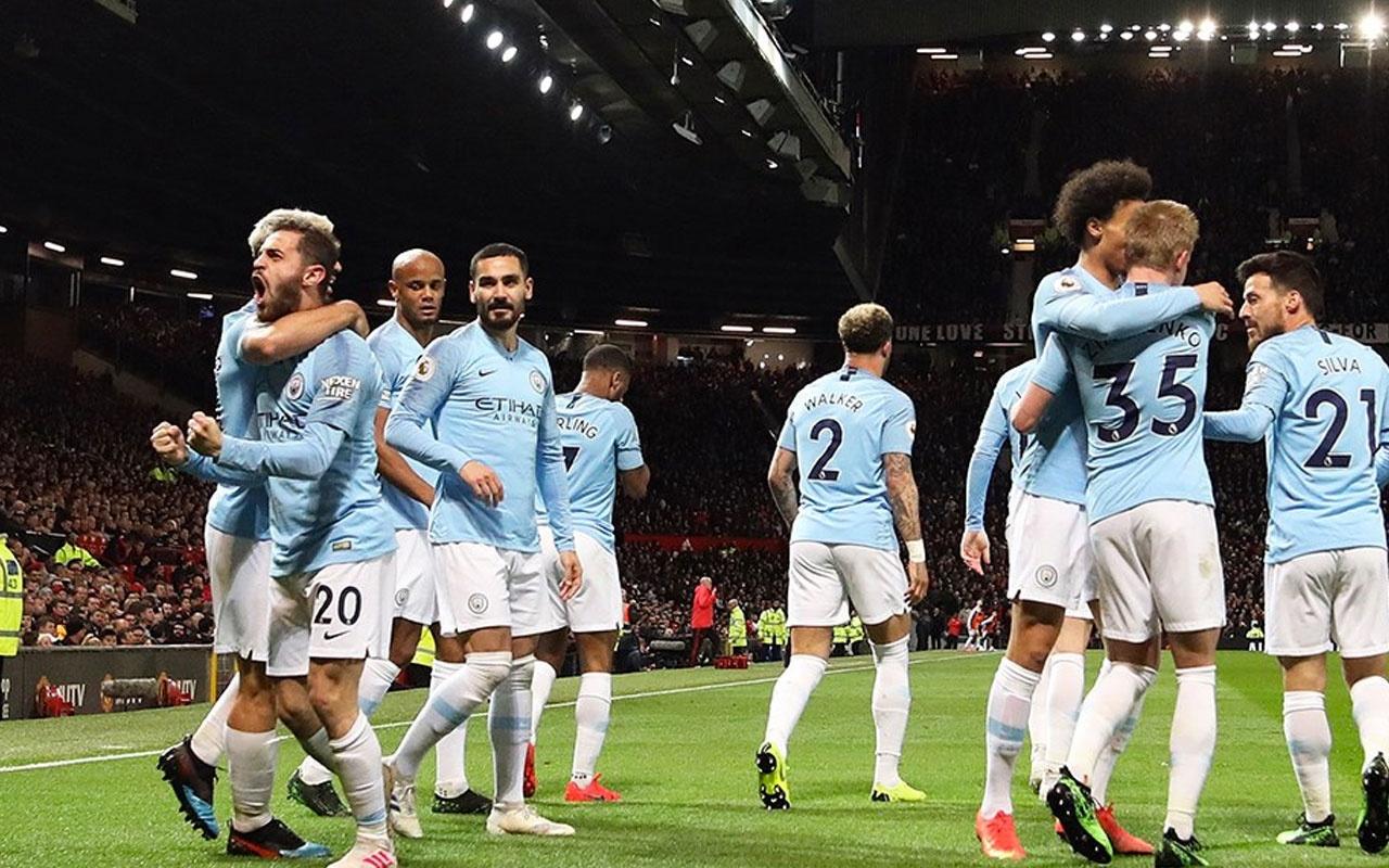 City derbiyi kazandı şampiyonluğa koşuyor