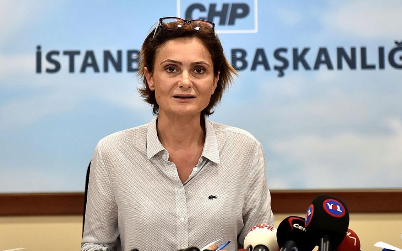 Canan Kaftancıoğlu'ndan partisine eleştiri Geçmişteki twitleri için açıklama yaptı